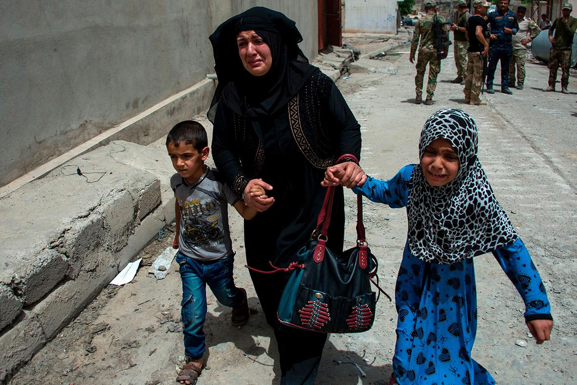 Battle for Mosul deadlock