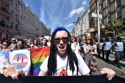 Ukraine LGBT