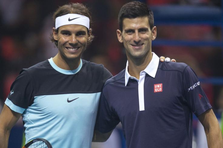 Rafael Nadal Vs Novak Djokovic Madrid Open 2017 Semi Final Where