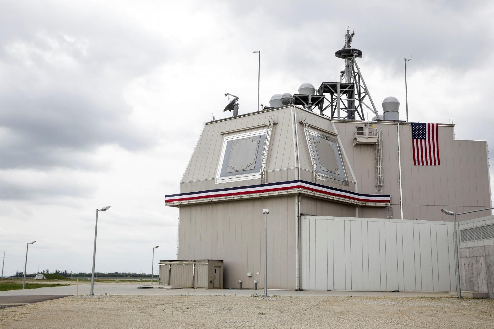 Aegis Ashore Missile Defense System