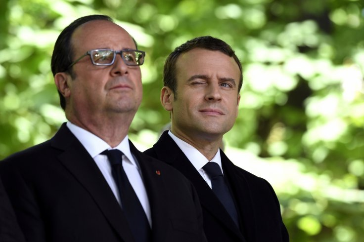 Emmanuel Macron to be French president