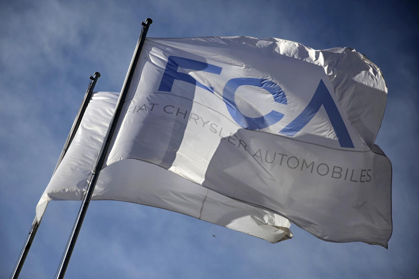 Fiat Chrysler recalls 1.25 million trucks