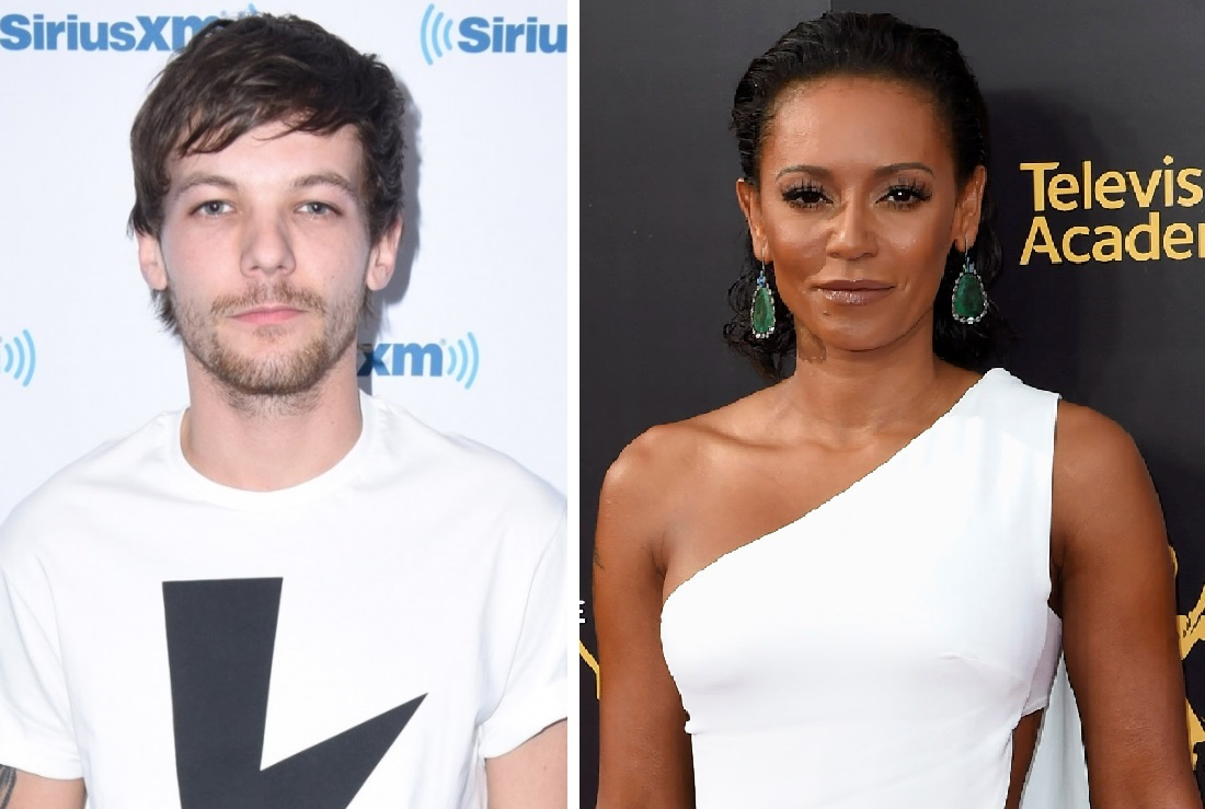 Louis Tomlinson to replace Mel B AGT
