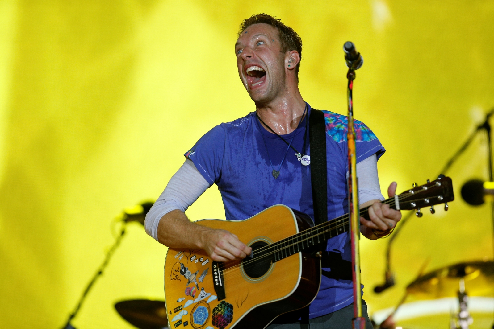 Chris Martin Coldplay American Idol