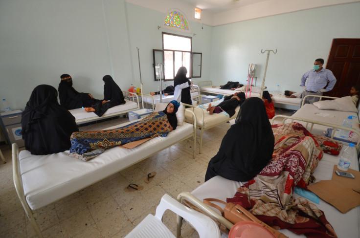Yemen cholera outbreak