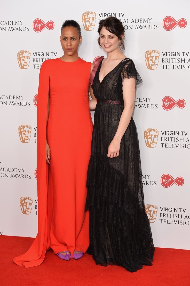 Zawe Ashton and Tuppence Middleton