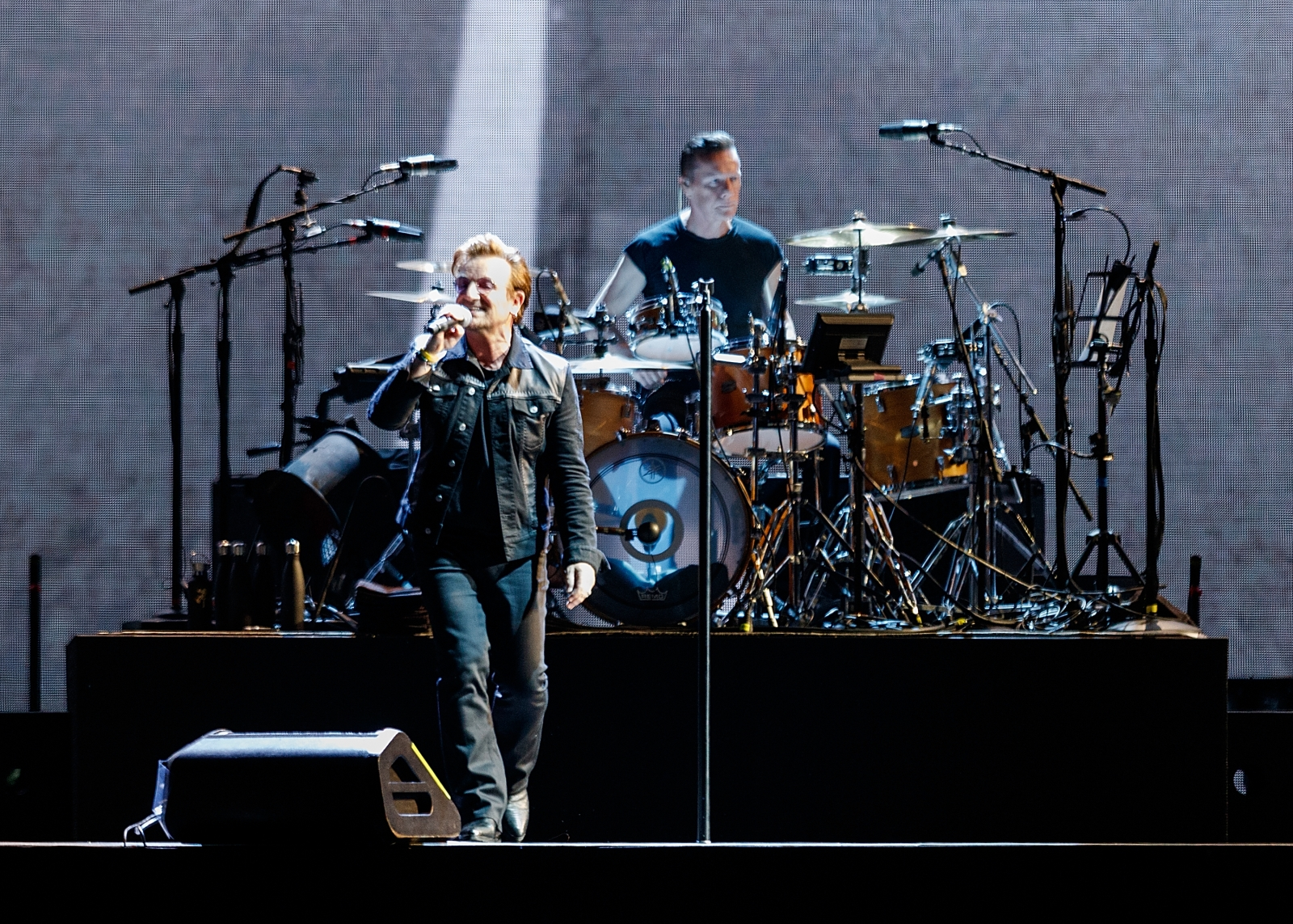 U2 Jams With Pearl Jam's Eddie Vedder and Mumford & Sons