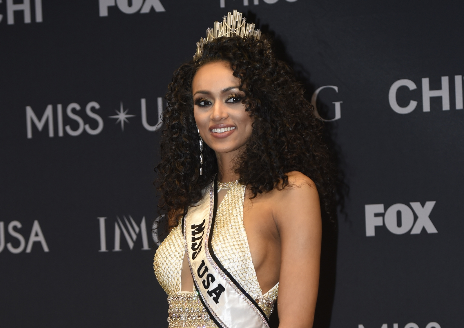 Miss Universo 2019 >> Miss USA 2017 winner Kara McCullough slammed for comments on 'man-hating' feminism