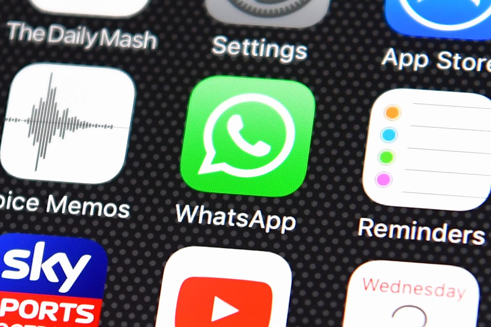 WhatsApp fined €3m over data sharing