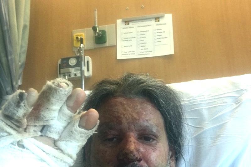 Christopher Beaucher says Siri saved his life