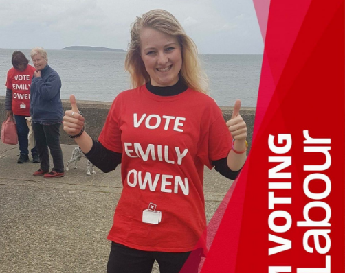 Emily Owen Labour party