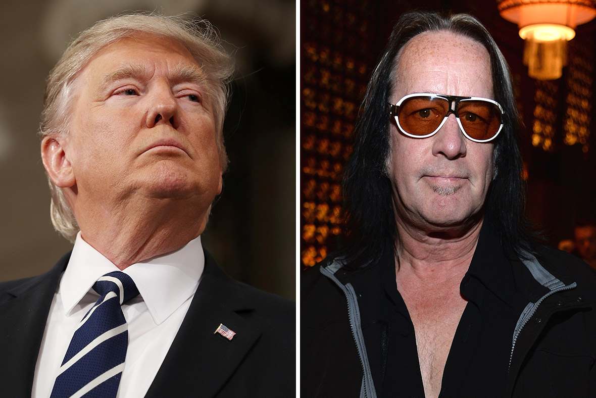 Donald Trump Todd Rundgren