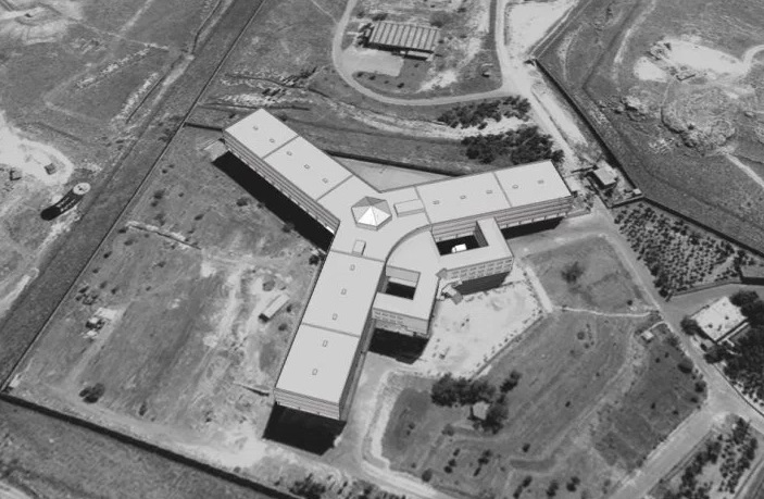 Saydnaya military prison