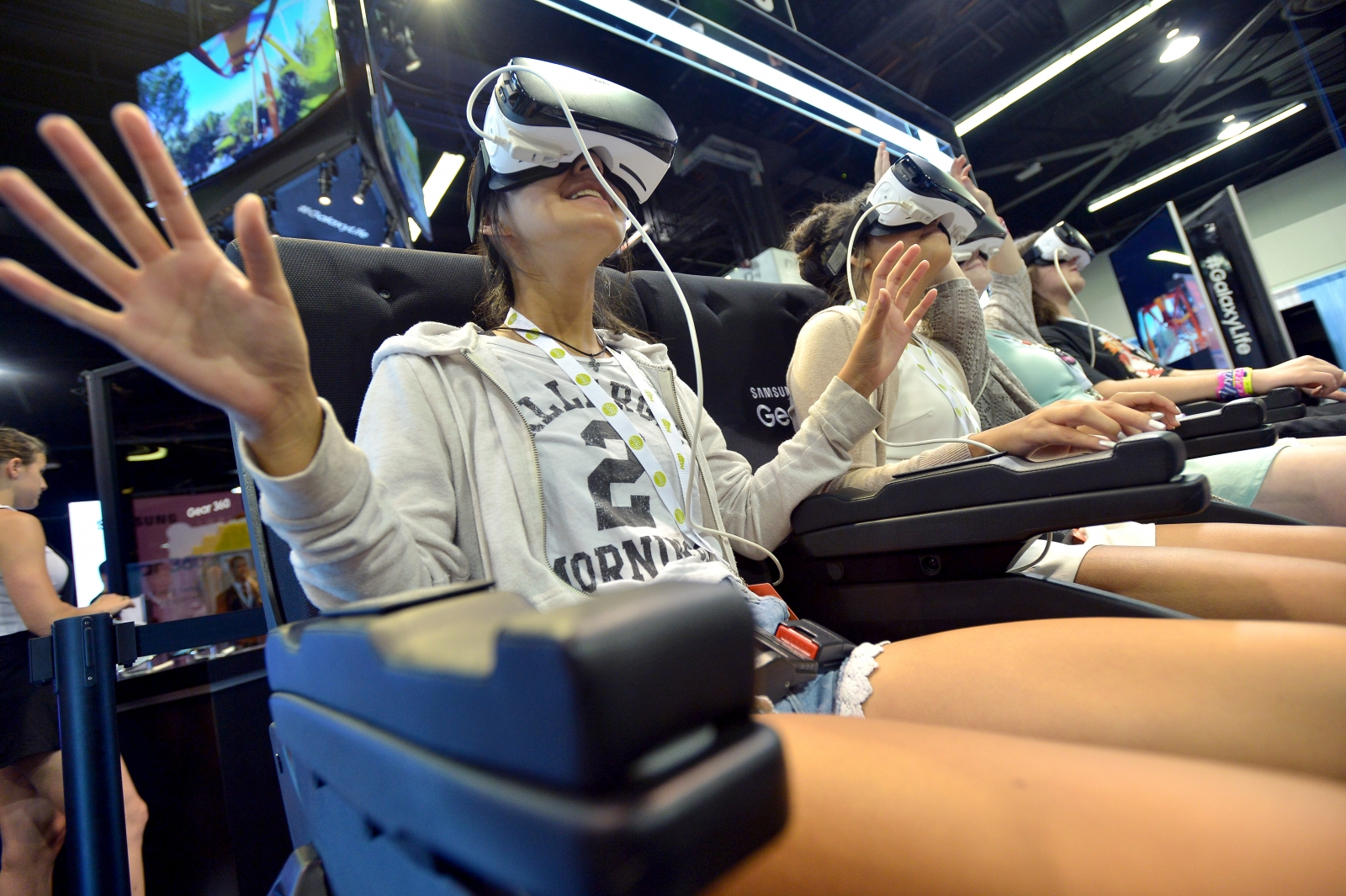 ZeniMax Extends Lawsuit To Include Samsung Gear VR