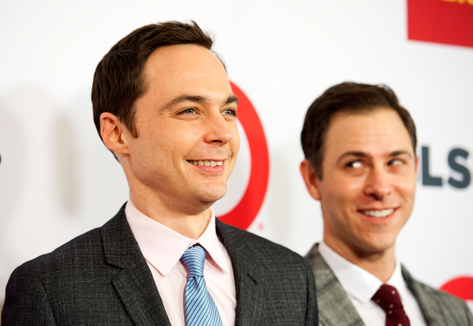 Big Bang Theory fans drooling over photos of newlyweds Jim ...
