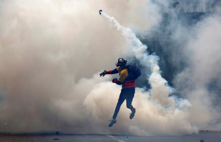 Venenzuela protest