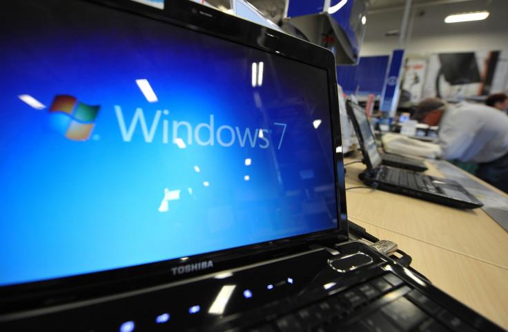 WannaCry ransomware affects Windows 7, Windows XP