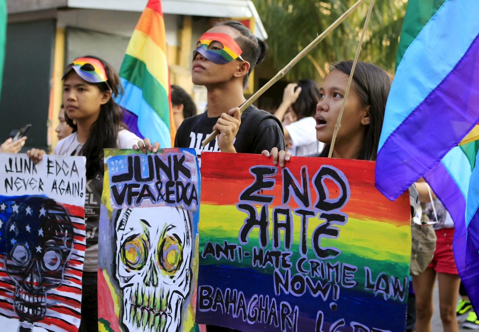 Anti-transgender hate crime