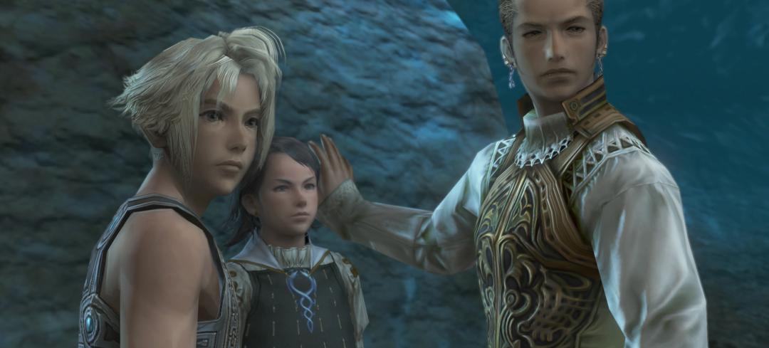 Final Fantasy 12 Zodiac Age characters