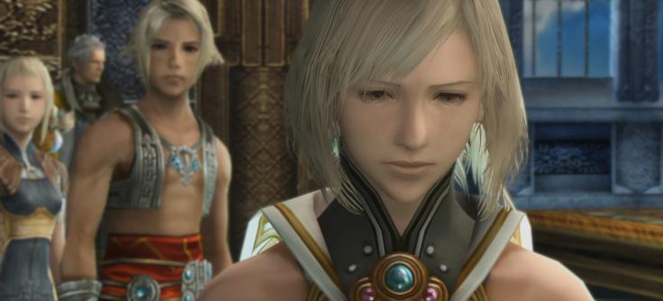Final Fantasy 12 Zodiac Age HD remaster