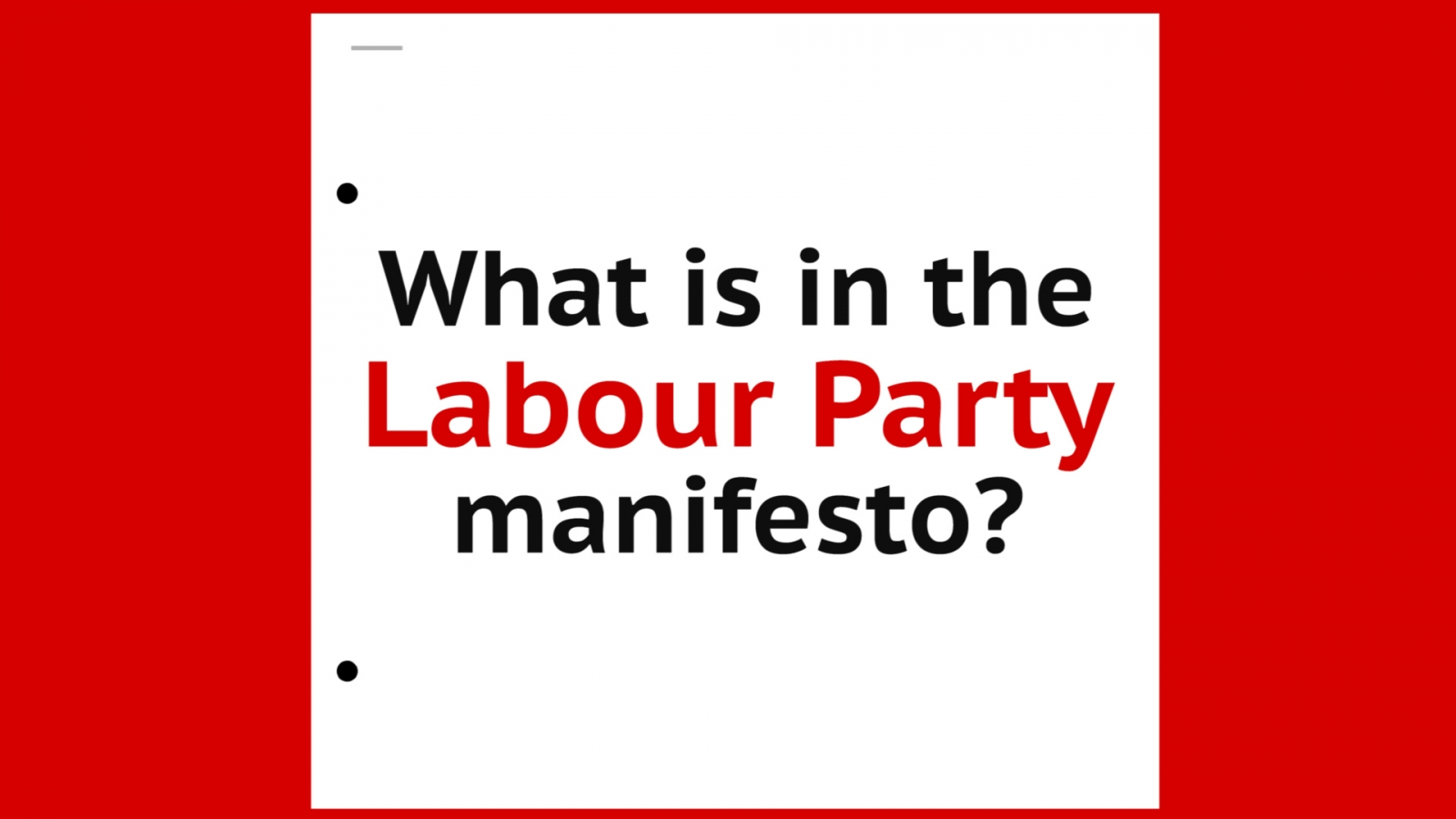 what-is-in-the-labour-party-manifesto