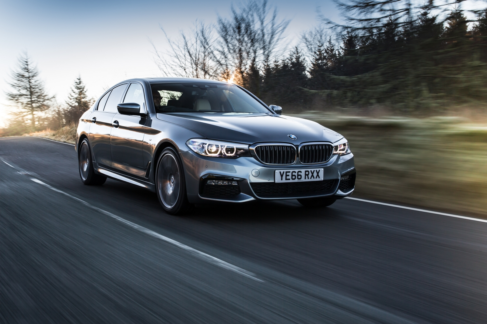 BMW 5-Series (2017) 530d M Sport