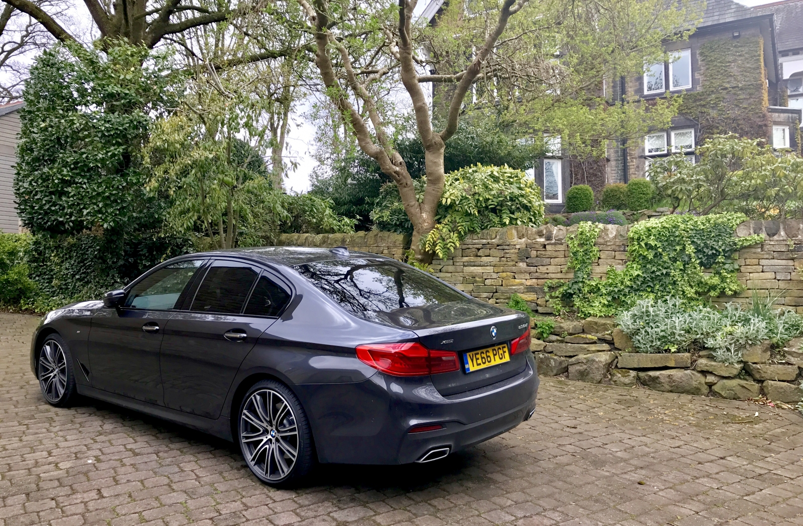 BMW 5 Series 2017 Review The Car You Can Drive With No One Inside