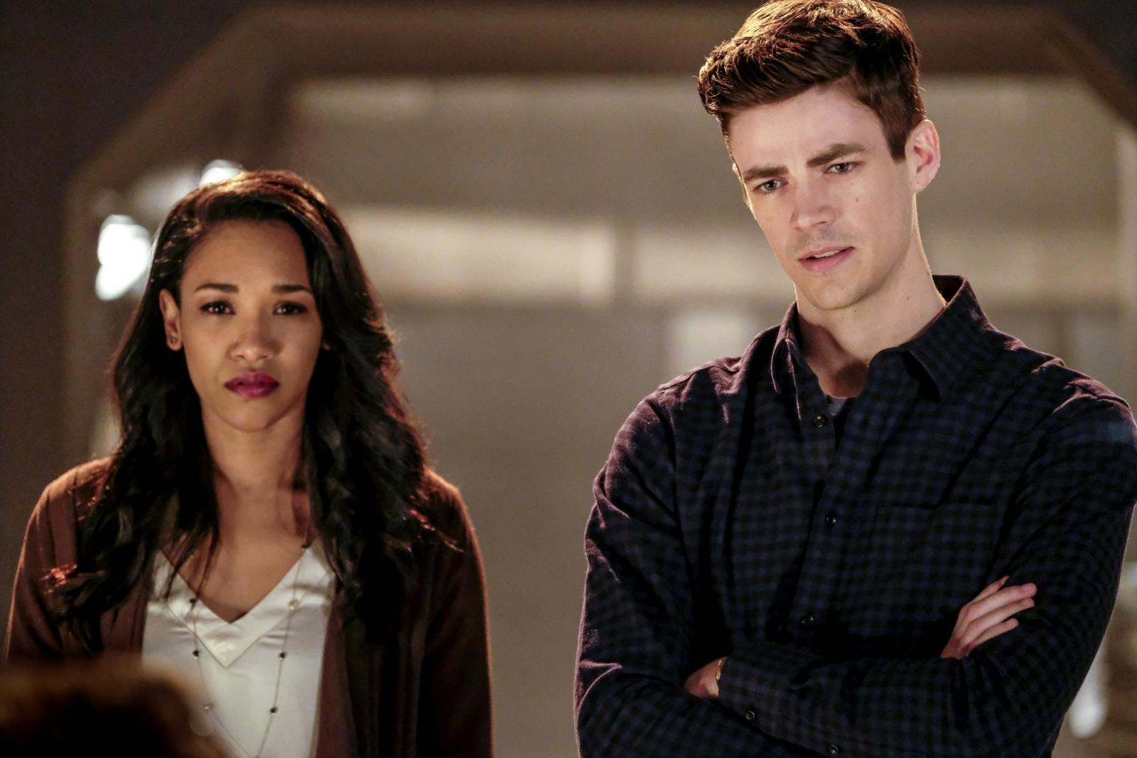 Flash season 3 finale