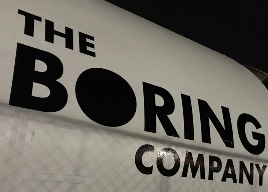 The Boring Company logo