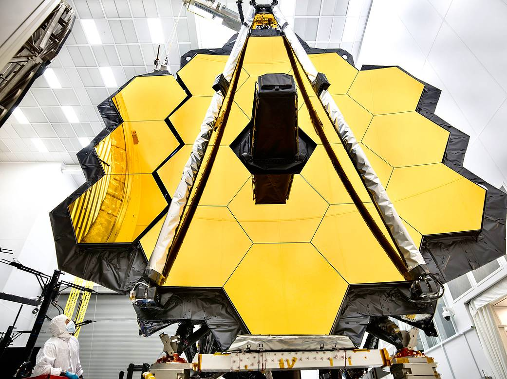 The James Webb telescope