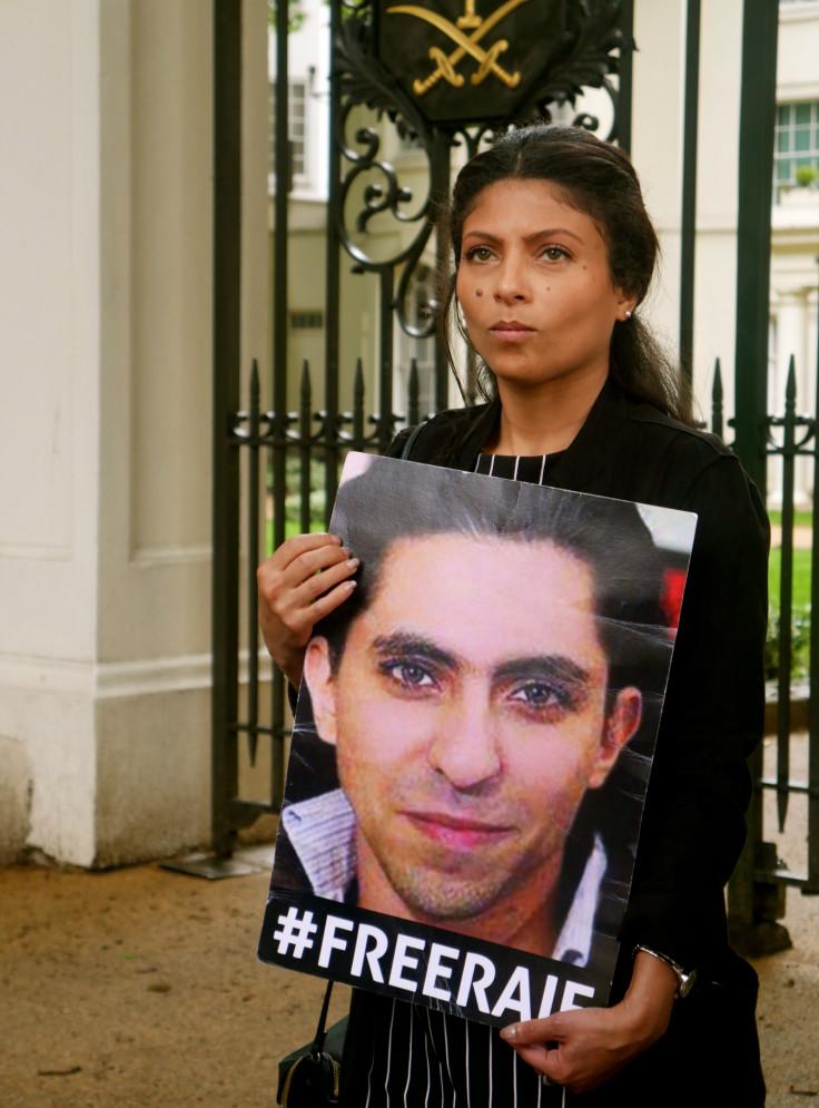 Free Raif Vigil Ensaf Haidar