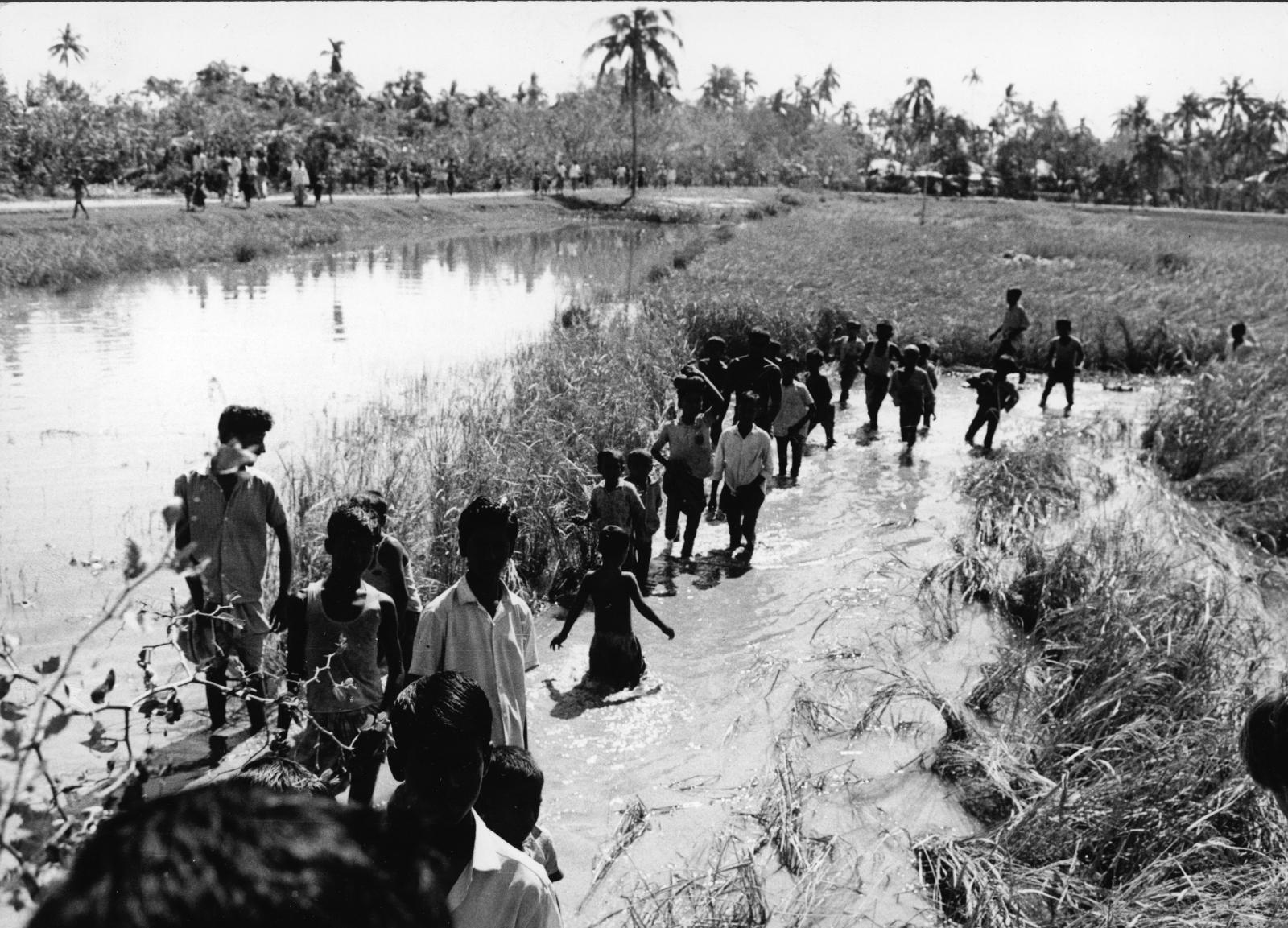Bangladesh cyclone 1970