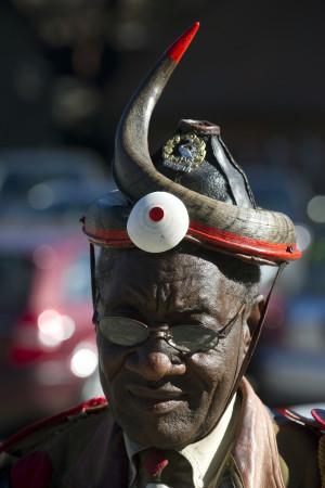 Herero man