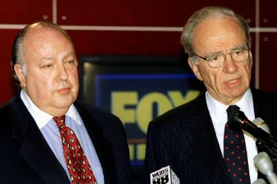 Roger Ailes Rupert Murdoch