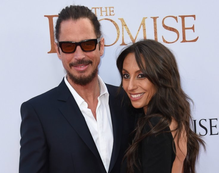 28233423822 Chris and Vicky Cornell were married for 13 years until his death in 2017  CHRIS DELMAS/AFP/Getty Images. Chris Cornell's daughters have penned  heartbreaking ...