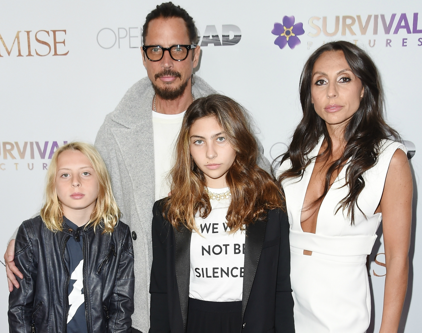 Chris Cornell family