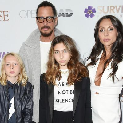 Chris Cornell family