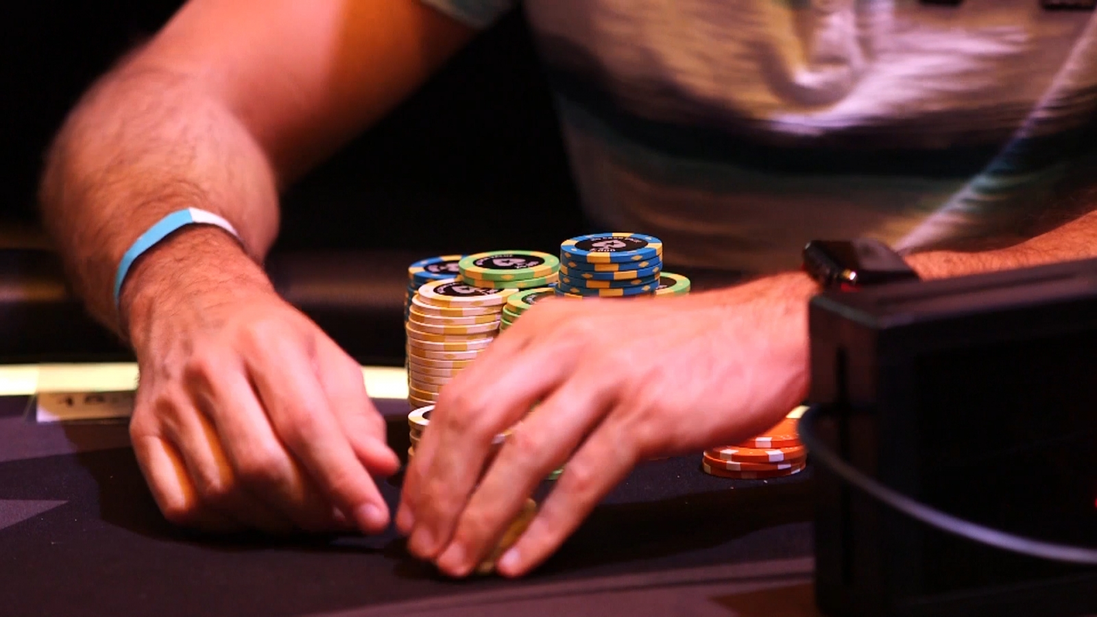 Poker's highest earner Daniel Negreanu on how to read your oponent