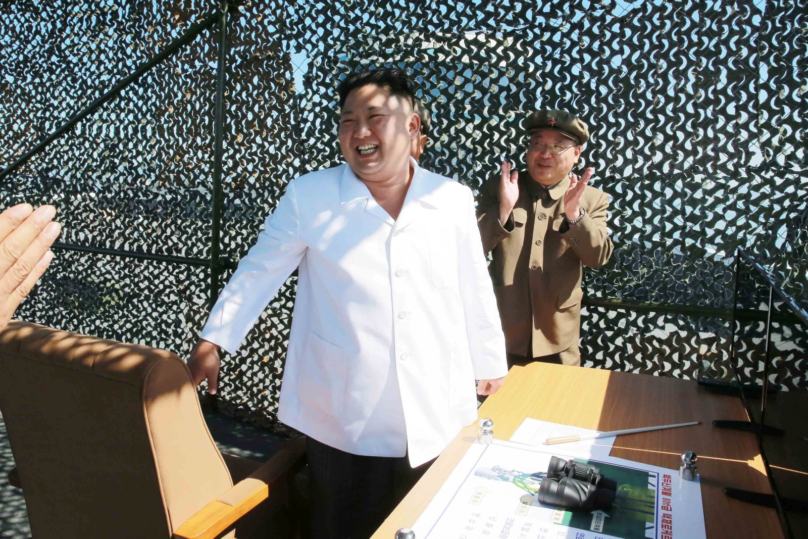 North Korea main space facility upgrades