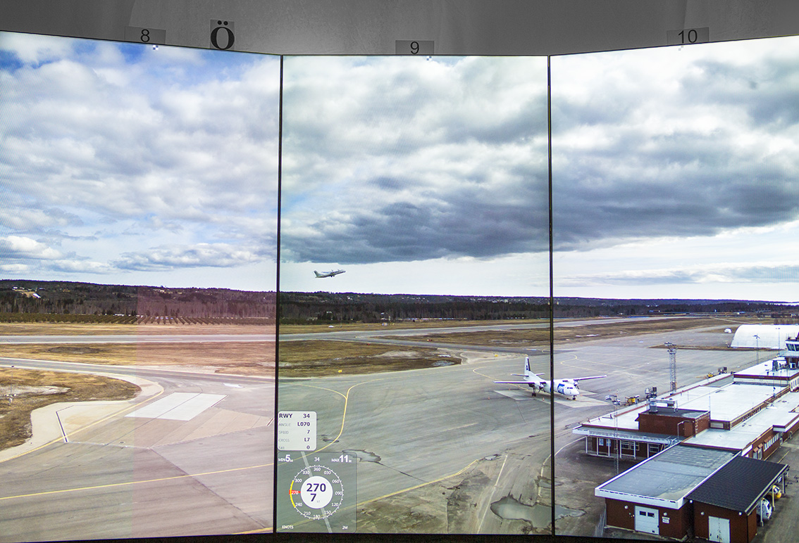SAAB digital airport