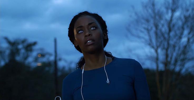 Nafessa Williams in Black Lightning