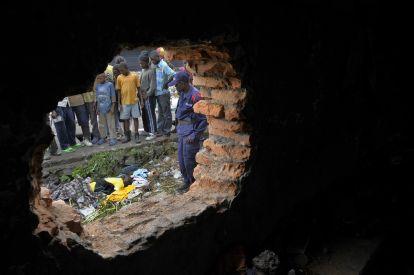 Jail break DRC