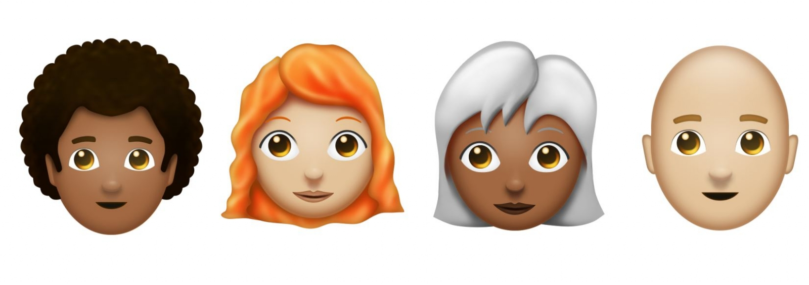 Redhead emoji expected in 2018