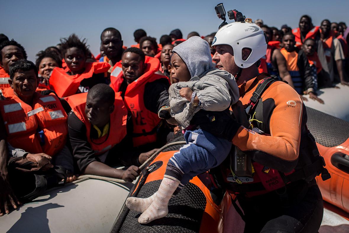 Mediterranean migrant season