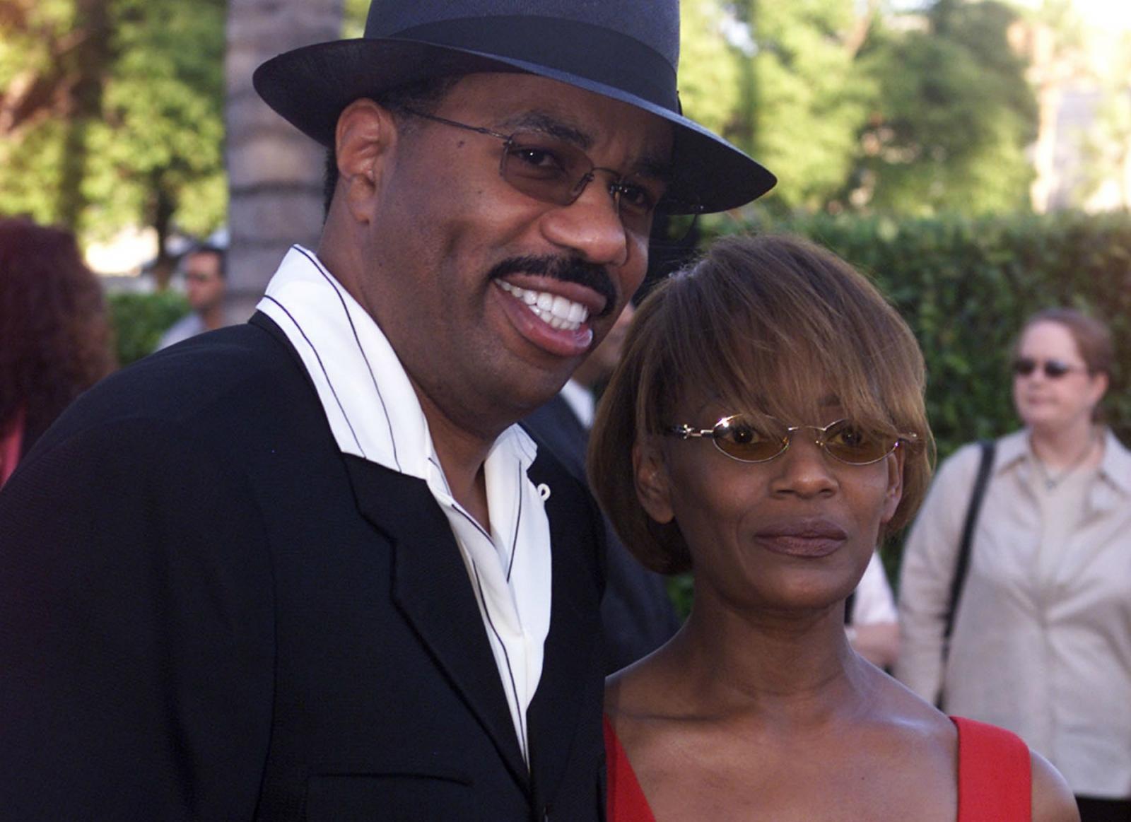 Steve and Mary Harvey