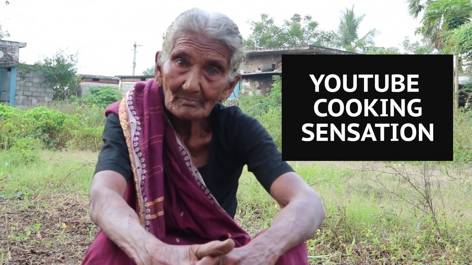 Meet Mastanamma the 106-year-old YouTube cooking sensation