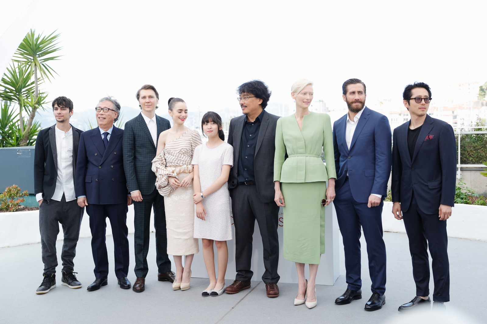 Okja premiere at Cannes Film Festival