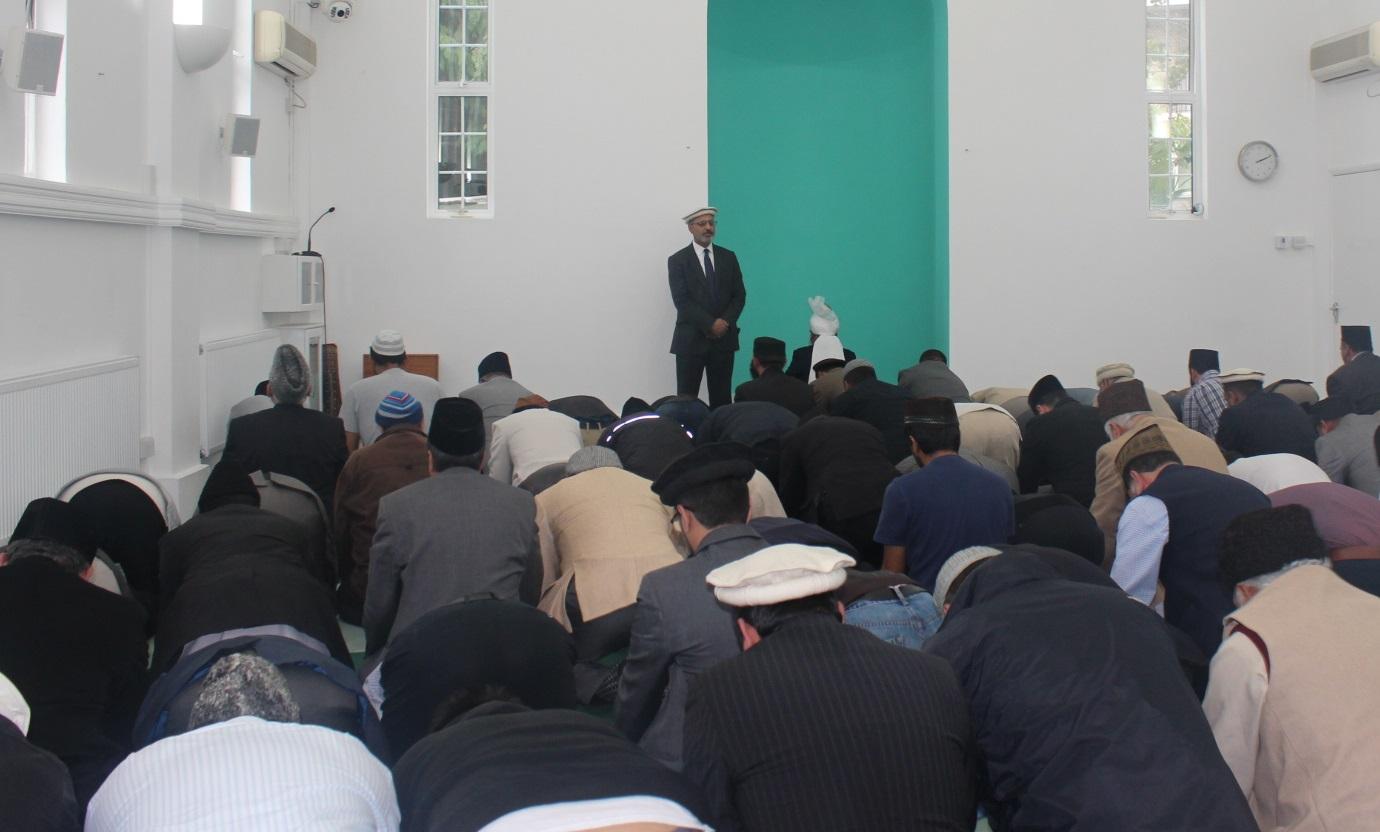 London's Fazl Mosque