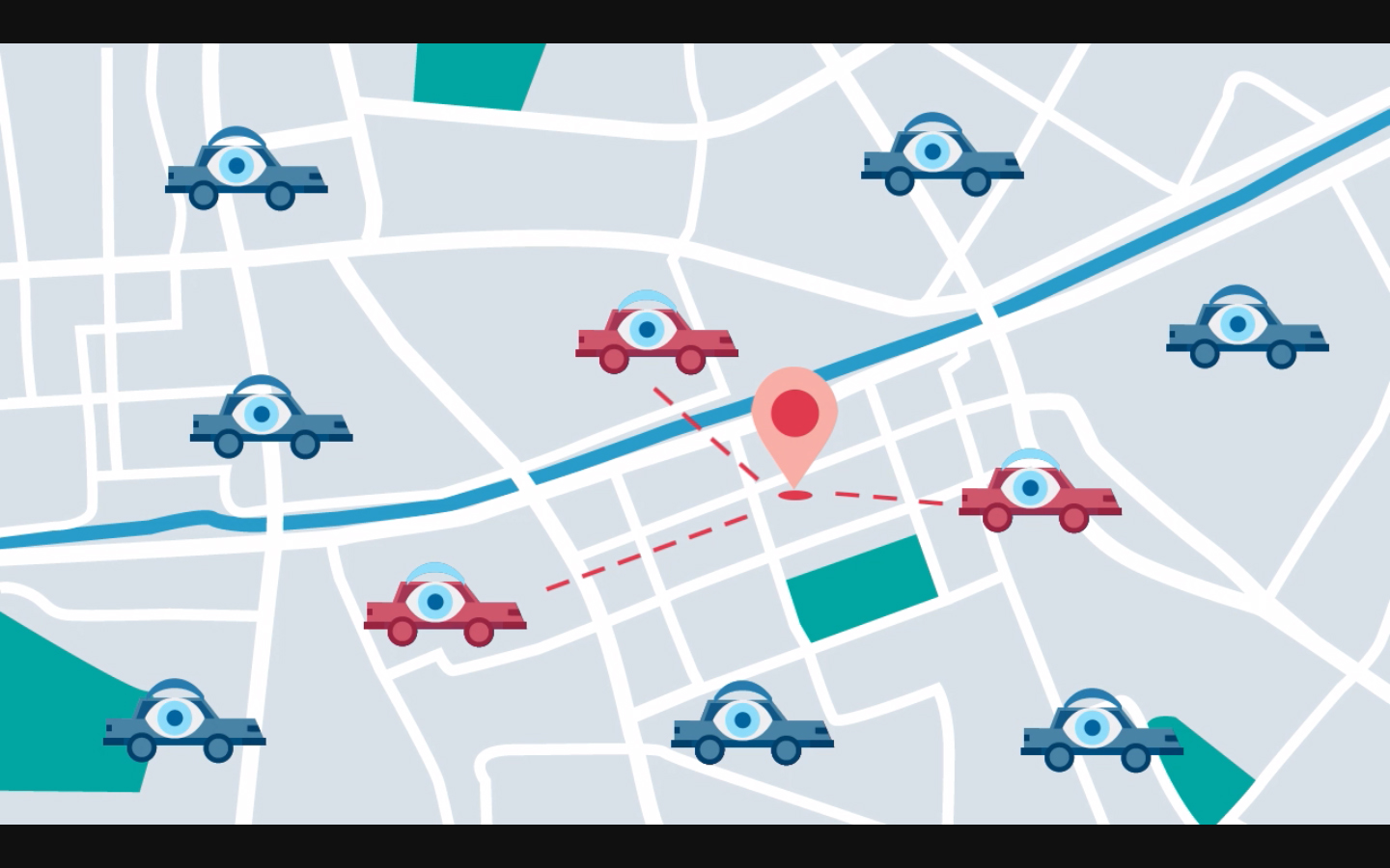 IBM envisions parked cars watching over us
