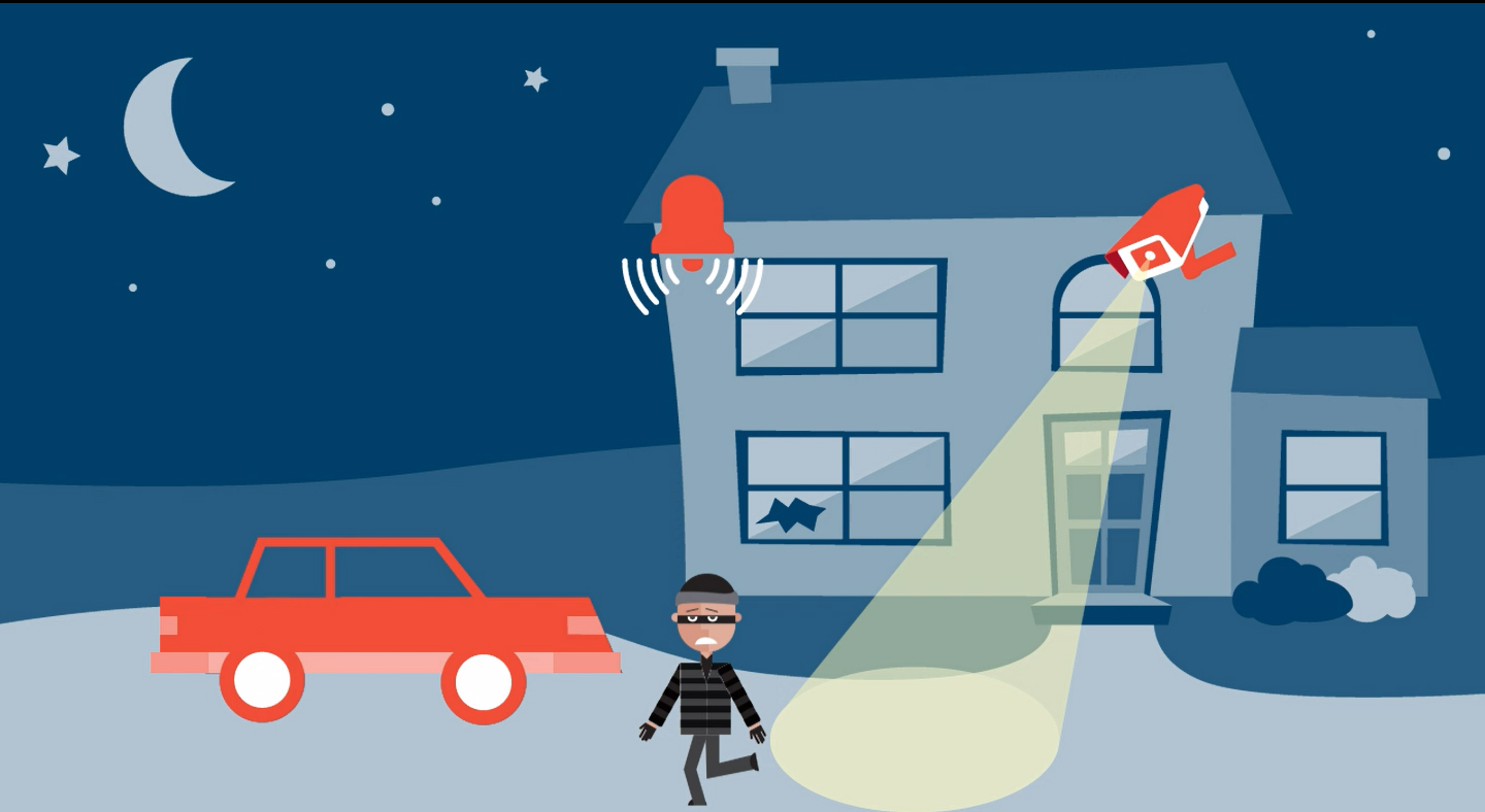 Your car could record potential burglars